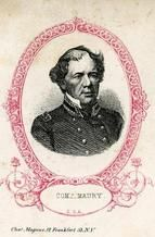 07x121.24 - Commander J. Maury C. S. A., Civil War Portraits from Winterthur's Magnus Collection